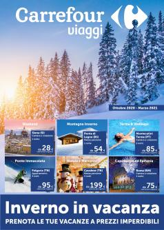 Volantino Supermercato Carrefour Express - MILANO - VIA DELLA MOSCOVA N.30 - Catalogo Viaggi